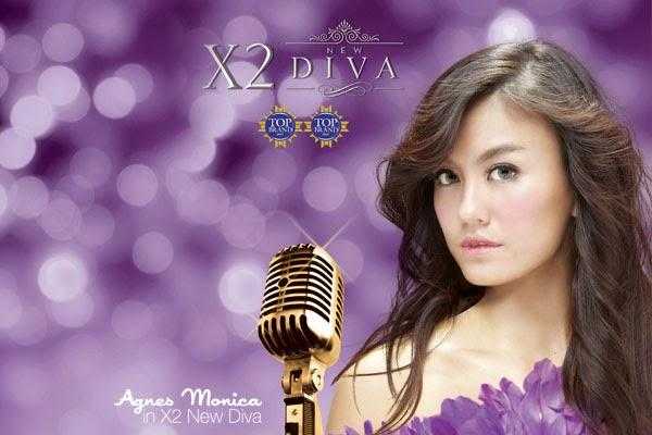Jual softlens X2 New Diva Murah
