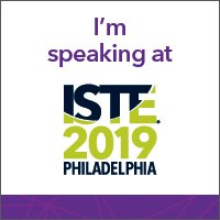 ISTE19 Presenter