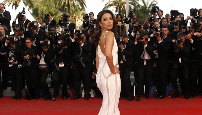 photos of EVA LONGORIA at Cannes Film Festival 2012