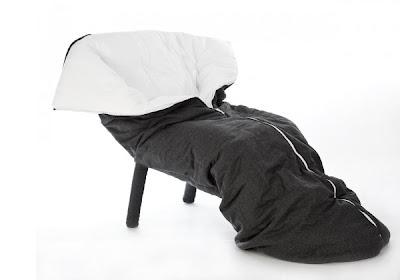 Tidur Lebih Lena dengan Kerusi Kepompong (6 Gambar)