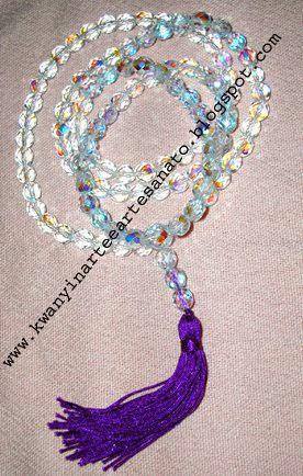 Rosário de Cristal de Kwan yin adquira aqui: