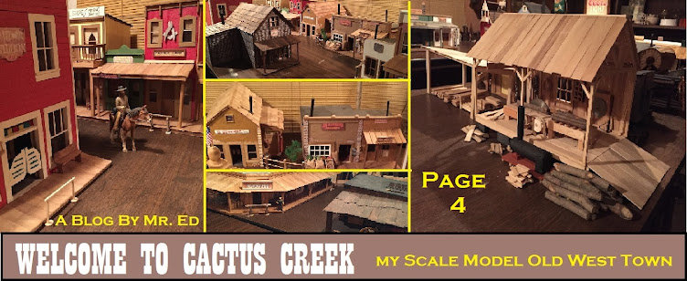 Scale Model Old West Town Page-4