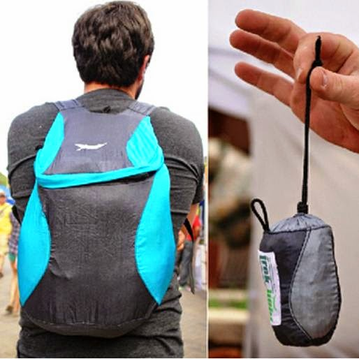 Must Have Foldable Travel Gadgets - PackBack