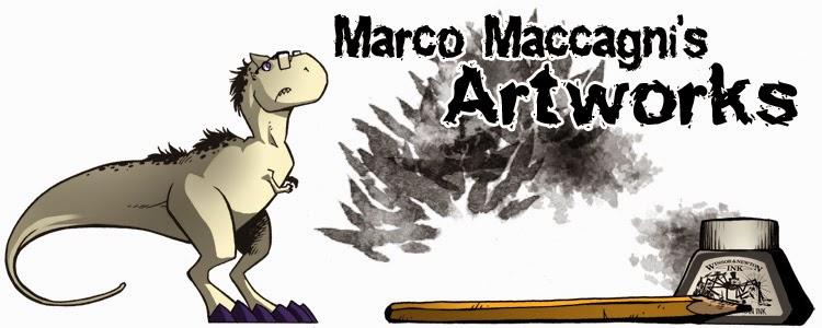 Marco Maccagni's Artworks