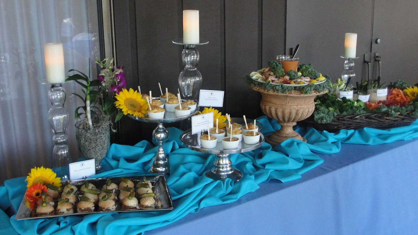 Butler For Hire Catering Food Blog Afternoon Wedding Reception