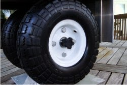 Gator Power Gates Wheels