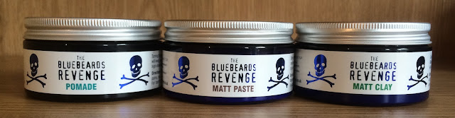 Bluebeards Revenge Blogger Challenge - Bearded Couture