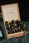 Box of doTERRA Oils