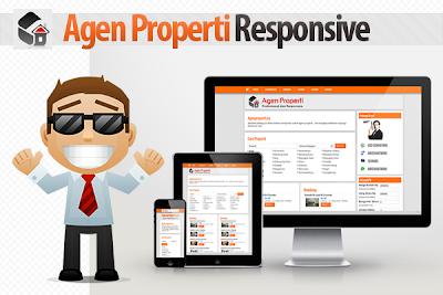 Website anda dapat ditampilkan responsif