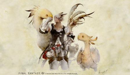 Nuevo Trailer Final Fantasy XIV A Realm Reborn