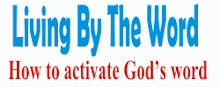 Activating the word of God.