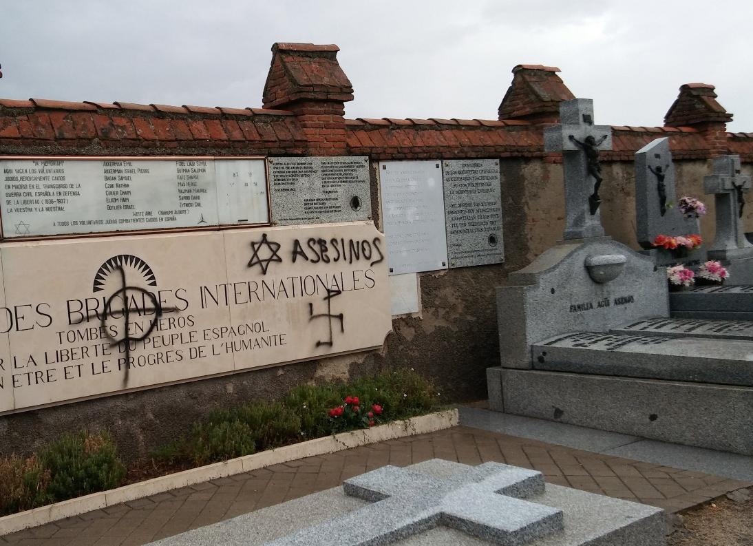 Barbarie fascista en Fuencarral