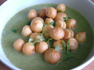 Zupa krem brikułowa
