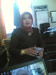 Dra. Dina Budhiagustini, M.Pd