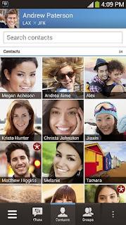 bbm apk contacts