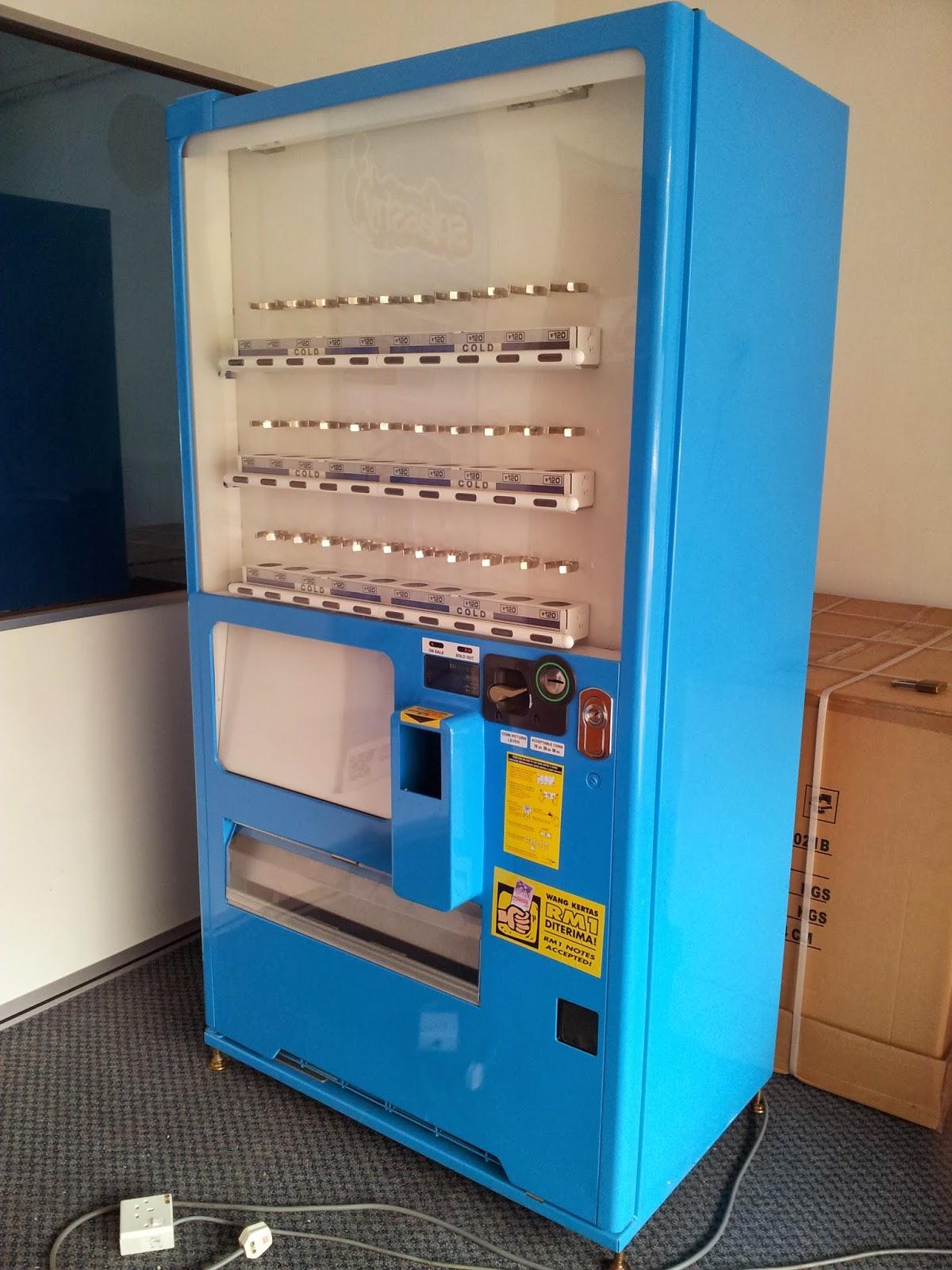 vending machine malaysia
