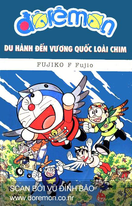 Kết quả hình ảnh cho Doraemon: Du Hành Đến Vương Quốc Loài Chim