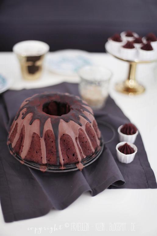 Fraulein Klein Schokoladen Baileys Kuchen Und Schokoladen Baileys