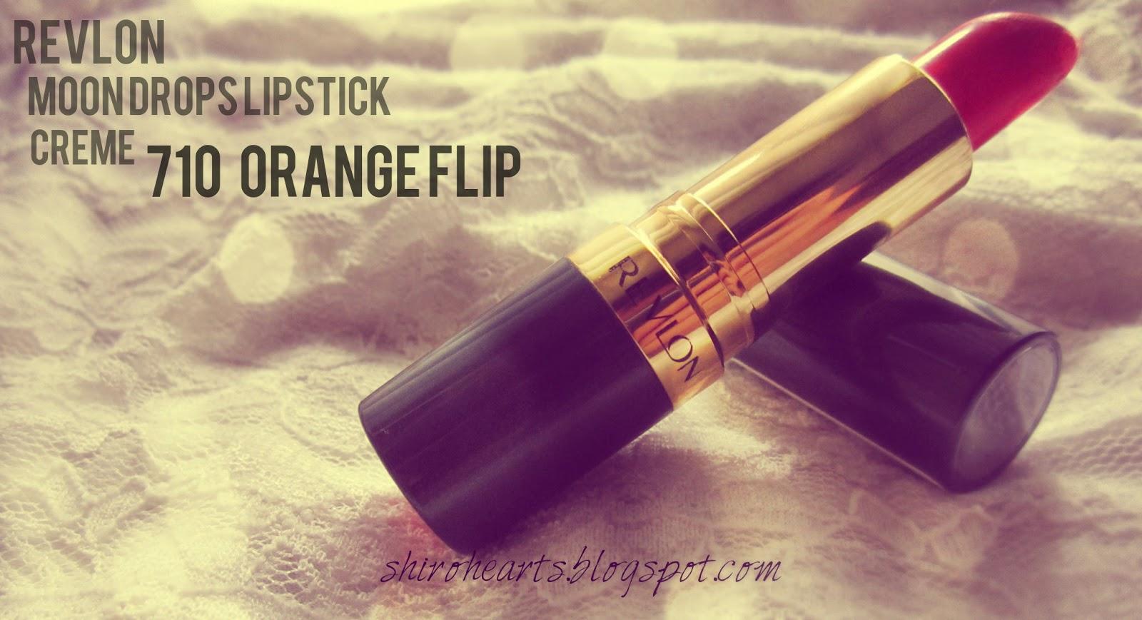 Revlon Orange Flip SHIRO 白 : Rev...