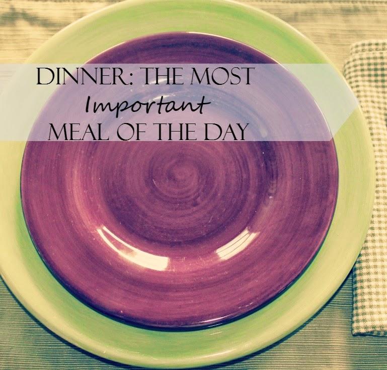 Family dinner time rules