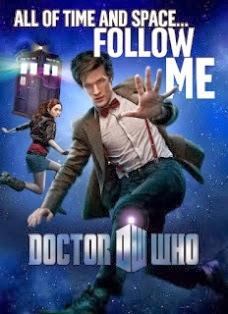 DoctorWho followme poster Download Doctor Who (2005)   1ª, 2ª, 3ª, 4ª, 5ª, 6ª, 7ª e 8ª Temporada Dublado AVI