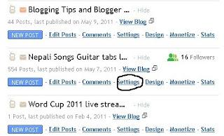 autoblogging in blogger blogs