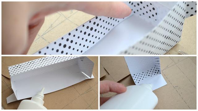Как сделать коробочки но небольшие