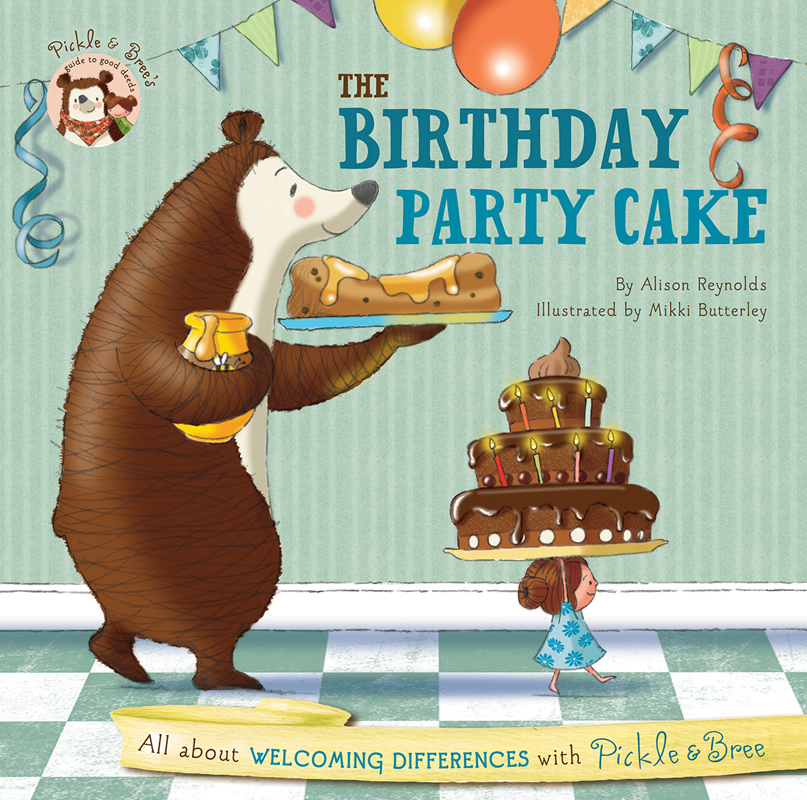 Image result for book about bear and birthday cake