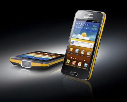 Smartphone Samsung Galaxy Beam