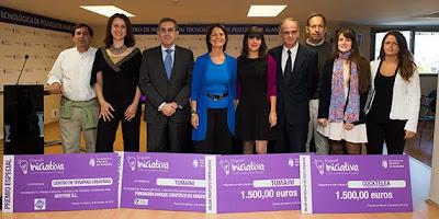 IV Premios Iniciativa Pozuelo - entrega - 9.10.2013 INNPAR
