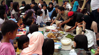 munggahan tradisi sambut ramadhan
