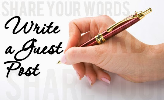 Submit A Blog Post | Guest Blogging