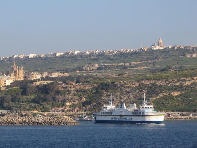 Millennium Dragon 1 April 2012 Mgarr On Gozo Maltese