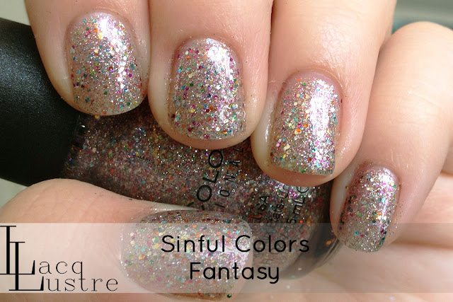 Sinful Colors Fantasy swatch