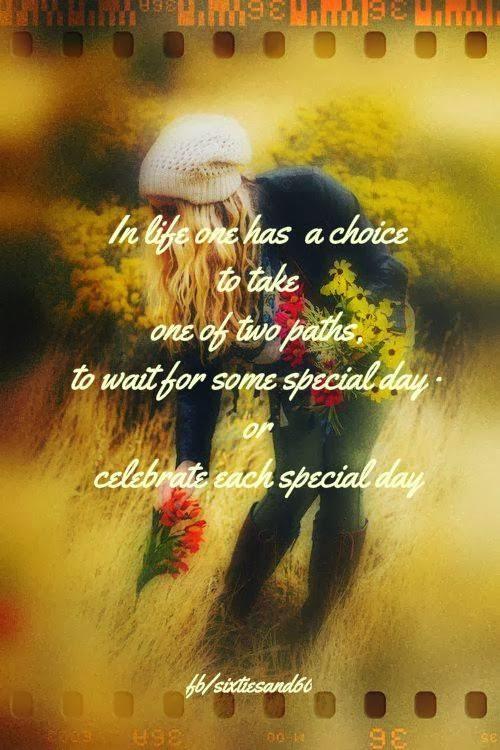 ....choices