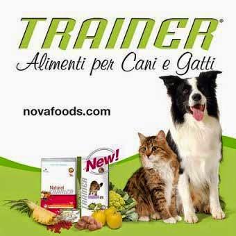 alimenti per cani e gatti Trainer Nova Foods