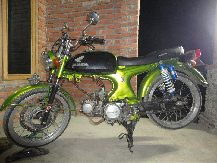 Honda 90 z Modifikasi title=