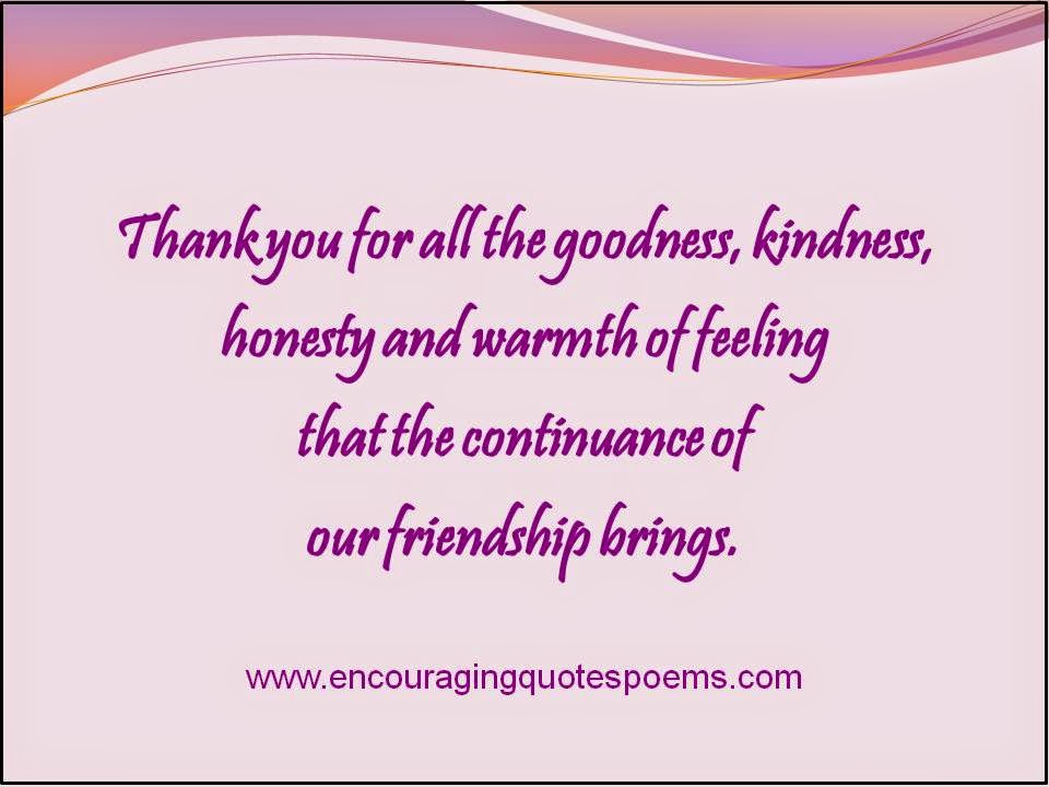 Free Cards With Quotes / Poems: Encouraging Quotes On Friends