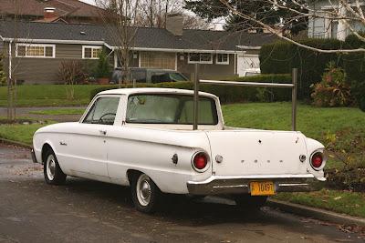 1962 Ford Ranchero.