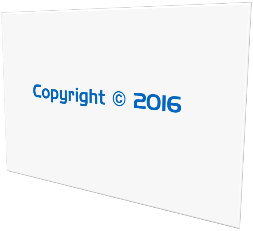 Cara Merubah Angka Tahun Copyright Template Blog - Huzenify