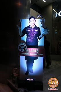 Gladys barista