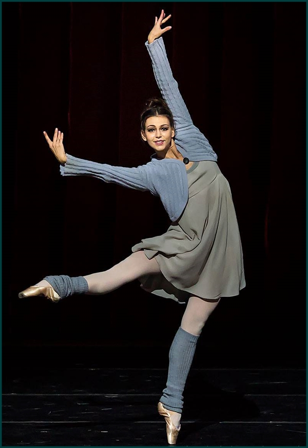 Anastasia Matviyenko - Mariinsky Ballet.