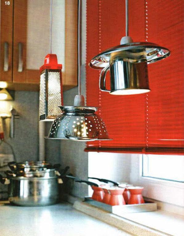 Ecomania blog reciclando utensilios de cocina for Porta utensilios cocina