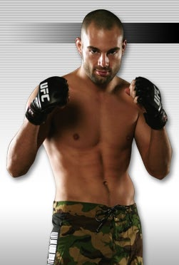ufc mma welterweight fighter mike quick swick picture image