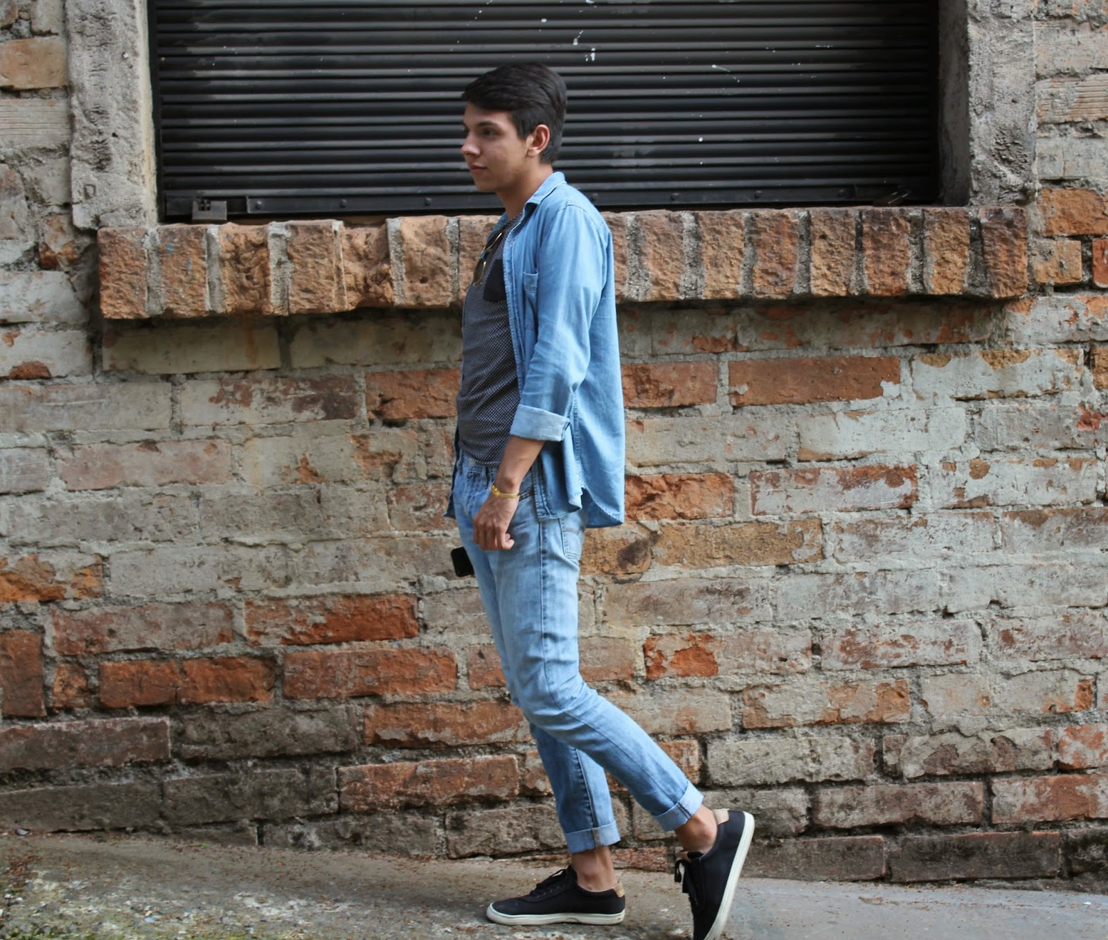 denim menswear