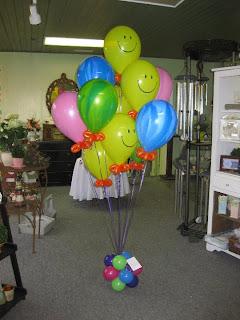 Smiley Helium