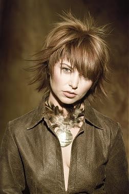 Peinados a la moda 2012