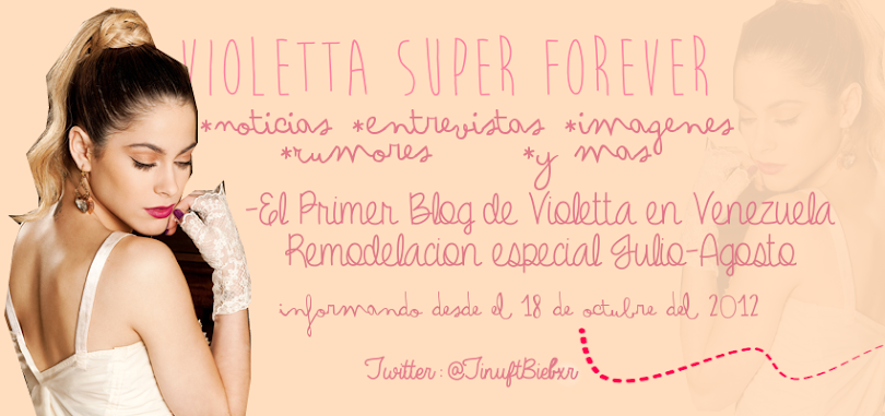 Violetta super forever