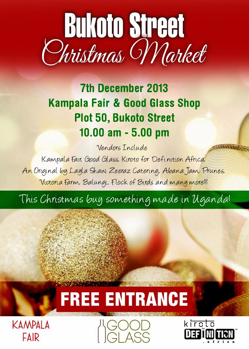 awava @ the bukoto street christmas market