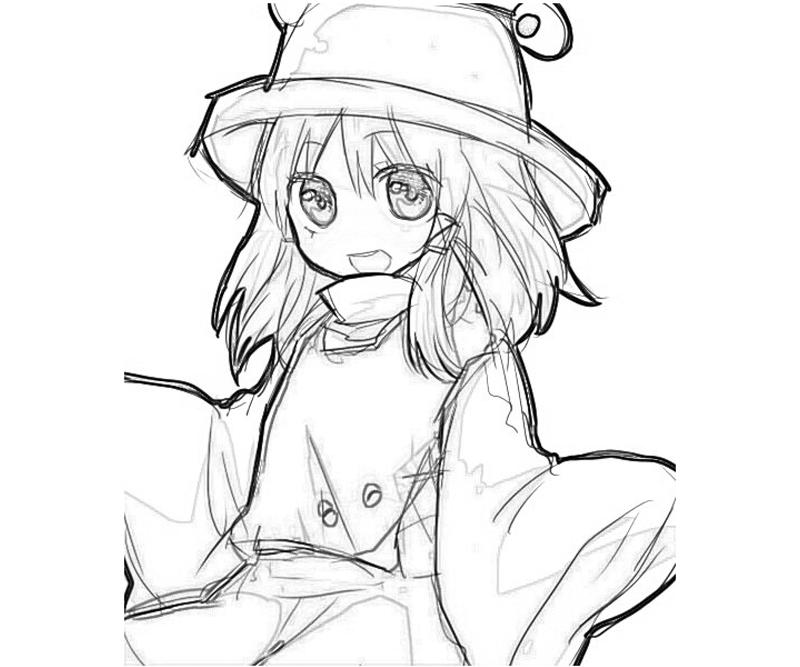 suwako-moriya-sketch-coloring-pages